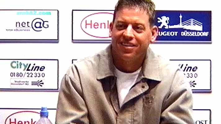 Troy Aikman Dallas Cowboys