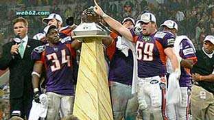 Photo from World Bowl 2006
