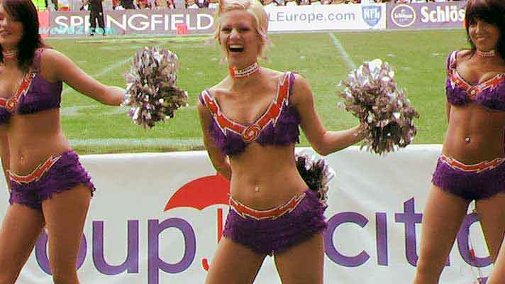 The Frankfurt Galaxy Dancers