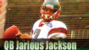 Photo from Jarious Jackson Denver Broncos Barcelona Dragons