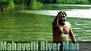 The Mahavelli River Man