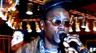 New York Reggae singer Shinehead