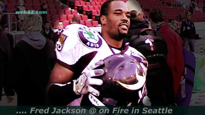 Fred Jackson Seattle Seahawks