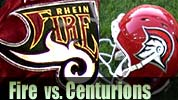 Watch Internet TV with Cologne Centurions Football videos